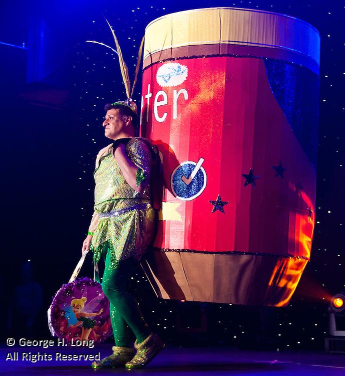 """Peter Pan""; Satyricon Ninth Bal Masque: ""The Mickey Ball"""