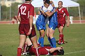 Rugby - Israel vs Latvia 06.04.13