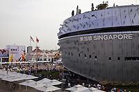 shanghai world expo 2010 - singapore pavilion