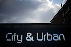 UK ENGLAND LONDON 1MAY12 - City & Urban sign in Islington, North London...jre/Photo by Jiri Rezac..© Jiri Rezac 2012