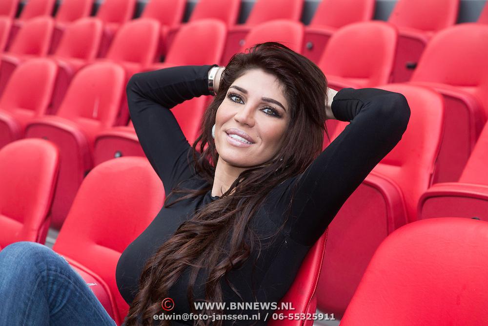 NLD/Amsterdam20140324 - Melissa Schaufeli