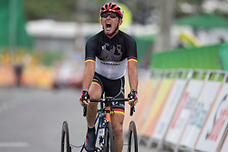 DURST Hans-Peter, T2, GER, Cycling, Road Race à Rio 2016 Paralympic Games, Brazil