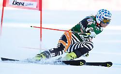 28.12.2013, Hochstein, Lienz, AUT, FIS Weltcup Ski Alpin, Damen, Riesenslalom 2. Durchgang, im Bild Tanja Poutiainen (FIN) // Tanja Poutiainen of (FIN) during ladies Giant Slalom 2 nd run of FIS Ski Alpine Worldcup at Hochstein in Lienz, Austria on 2013/12/28. EXPA Pictures © 2013, PhotoCredit: EXPA/ Oskar Höher