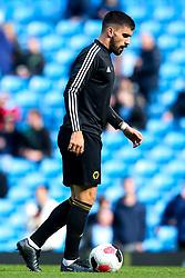 Ruben Neves of Wolverhampton Wanderers - Mandatory by-line: Robbie Stephenson/JMP - 06/10/2019 - FOOTBALL - Etihad Stadium - Manchester, England - Manchester City v Wolverhampton Wanderers - Premier League