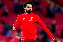 Mohamed Salah of Liverpool - Mandatory by-line: Robbie Stephenson/JMP - 02/12/2018 - FOOTBALL - Anfield - Liverpool, England - Liverpool v Everton - Premier League