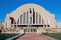 Union Terminal Downtown Cincinnati Ohio