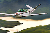 Beechcraft Bonanza K35 N5377E