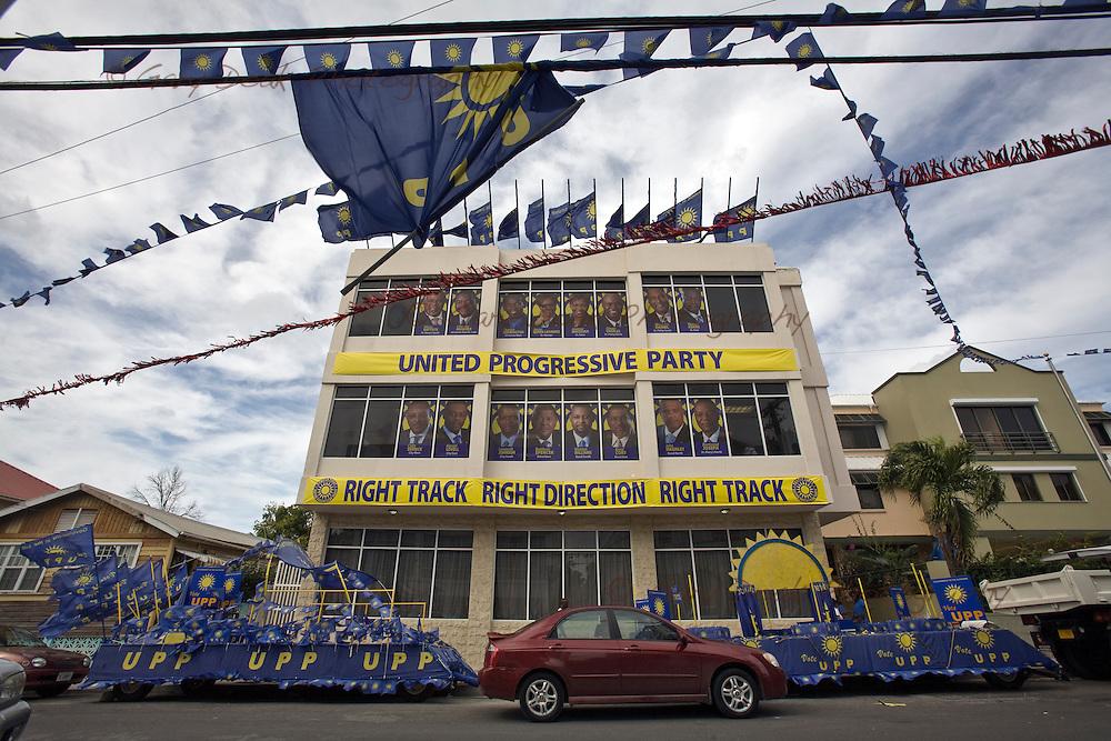 United Progressive Party (UPP) Headquarters,.St.Johns, Antigua