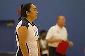 2014-10-14 NCAA Womens Volleyball: Neumann at Notre Dame