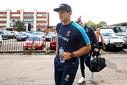 Ryan Mills of Worcester Warriors arrives at Leicester Tigers - Mandatory by-line: Robbie Stephenson/JMP - 23/09/2018 - RUGBY - Welford Road Stadium - Leicester, England - Leicester Tigers v Worcester Warriors - Gallagher Premiership