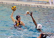 NCAA Women's Water Polo: VMI downs Salem International in inaugural women's water polo match, 22-6.