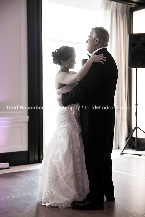 5/21/13 1:44:12 PM .The wedding of April and Sakou on Windy City Live... . © Todd Rosenberg Photography 2013