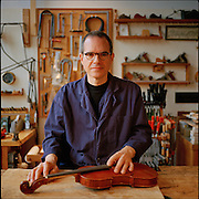 Guy Rabut, luthier