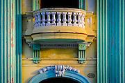 Street &amp; Building Details<br /> Havana, Cuba<br /> Vedado Residential District