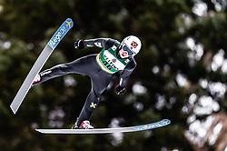 01.02.2019, Heini Klopfer Skiflugschanze, Oberstdorf, GER, FIS Weltcup Skiflug, Oberstdorf, im Bild Halvor Egner Granerud (NOR) // Halvor Egner Granerud of Norway during the FIS Ski Jumping World Cup at the Heini Klopfer Skiflugschanze in Oberstdorf, Germany on 2019/02/01. EXPA Pictures © 2019, PhotoCredit: EXPA/ JFK