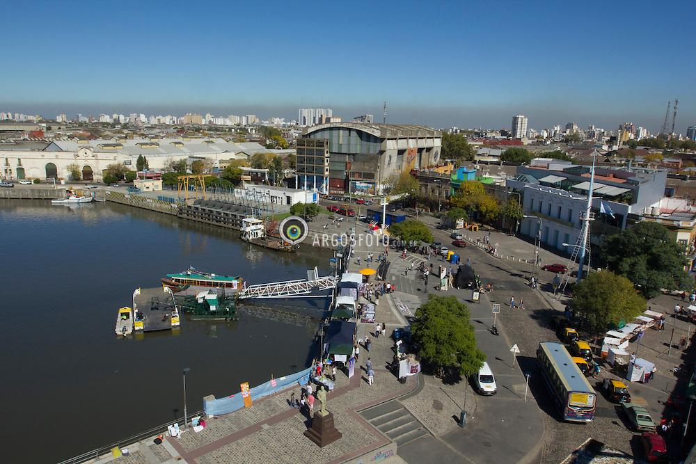 Porto de la boca, buenos aires Argentina // La boca port at Buenos Aires Argentina. 2013
