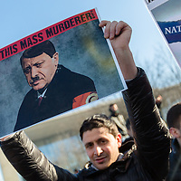 2016/01/22 Berlin | Politik | Türkischer Premierminister Davutoglu in Berlin