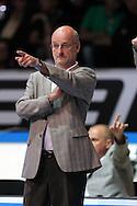 24.8.2012, J??halli / Ice Stadium, Helsinki, Finland..Koripallon EM-karsintaottelu Suomi - Belgia / FIBA EuroBasket 2013 Qualifying match, Finland v Belgium..Coach Henrik Dettmann - Finland..