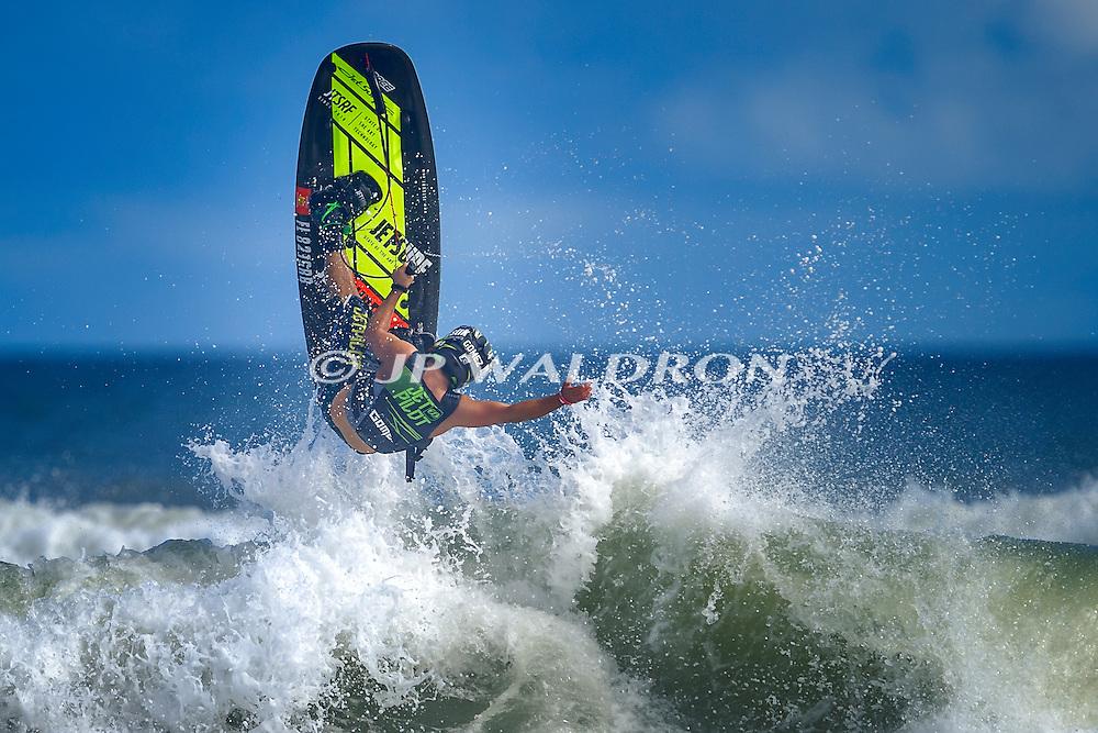 January 13, 2017: \ 2017 Daytona Beach Jet Ski Rally at Beachside in Daytona Beach, Florida.  JP Waldron/