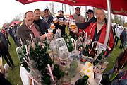 UCI World Cup cyclocross at Koksijde on the Belgian coast, November 2006