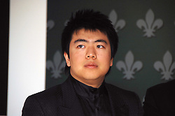 LANG LANG at the Montblanc de la Culture Arts Patronage Award 2008 presented to Louise Blouin MacBain at the Louise Blouin MacBain Institute, 3 Olaf Street, London W11 on 16th April 2008.<br />