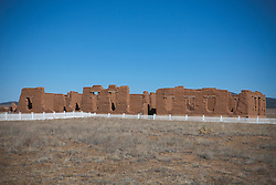 Fort Union National Monument in New Mexico