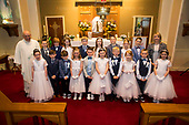 Listerlin Communion 2017