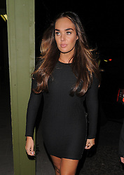 Tamara Ecclestone late night shopping at Harrods in Knightsbridge, London, UK. 04/10/2012<br />BYLINE MUST READ : GOTCHAIMAGES.COM<br /><br />Copyright by © Gotcha Images Ltd. All rights reserved.<br />Usage of this image is conditional upon the acceptance <br />of Gotcha Images Ltd, terms and conditions available at<br />www.gotchaimages.com