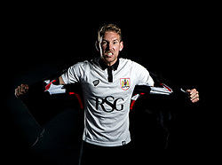 Bristol City's Scott Wagstaff - Photo mandatory by-line: Joe Meredith/JMP - Mobile: 07966 386802 09/07/2014 - SPORT - FOOTBALL - Bristol - Ashton Gate - Bristol City Kit Launch