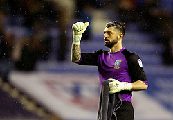 Keiren Westwood of Sheffield Wednesday - Mandatory by-line: Matt McNulty/JMP - 03/02/2017 - FOOTBALL - DW Stadium - Wigan, England - Wigan Athletic v Sheffield Wednesday - Sky Bet Championship