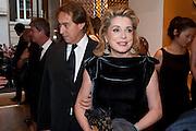 CATHERINE DENEUVE, Louis Vuitton openingof New Bond Street Maison. London. 25 May 2010. -DO NOT ARCHIVE-© Copyright Photograph by Dafydd Jones. 248 Clapham Rd. London SW9 0PZ. Tel 0207 820 0771. www.dafjones.com.