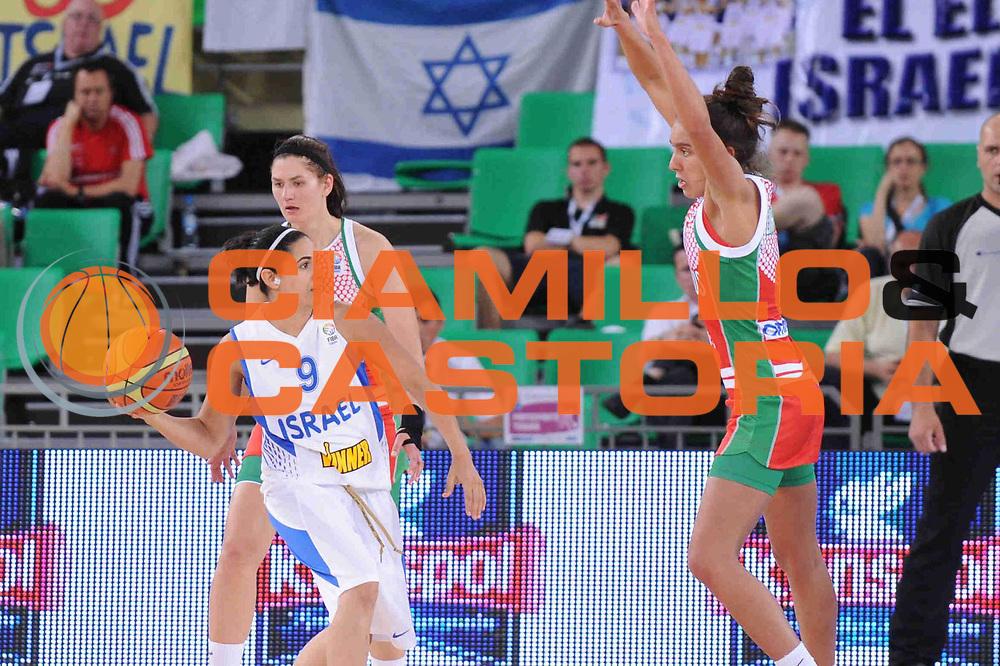 DESCRIZIONE : Bydgoszcz Poland Polonia Eurobasket Women 2011 Round 1 Israele Bielorussia Israel Belarus<br /> GIOCATORE : Shiran Zairy<br /> SQUADRA : Israele Israel<br /> EVENTO : Eurobasket Women 2011 Campionati Europei Donne 2011<br /> GARA : Israele Bielorussia Israel Belarus<br /> DATA : 19/06/2011 <br /> CATEGORIA : <br /> SPORT : Pallacanestro <br /> AUTORE : Agenzia Ciamillo-Castoria/M.Marchi<br /> Galleria : Eurobasket Women 2011<br /> Fotonotizia : Bydgoszcz Poland Polonia Eurobasket Women 2011 Round 1 Israele Bielorussia Israel Belarus<br /> Predefinita :