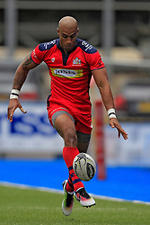 Tom Varndell of Bristol Rugby - Mandatory by-line: Ian Smith/JMP - 20/08/2016 - RUGBY - BT Sport Cardiff Arms Park - Cardiff, Wales - Cardiff Blues v Bristol Rugby - Pre-season friendly