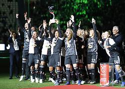 May 19, 2019 - Turin, ITA, Italy - Juventus Woman Team during Serie A match between Juventus v Atalanta, in Turin, on May 19, 2019  (Credit Image: © Loris Roselli/NurPhoto via ZUMA Press)
