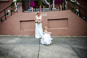 Flower Girl, Wilmington NC Wedding