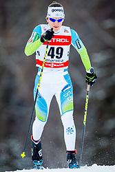 Lea Einfalt (SLO) during FIS Cross-Country World Cup Planica 2018, on January 21, 2018 in Planica, Kranjska Gora, Slovenia. Photo by Ziga Zupan / Sportida