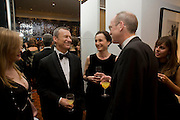 Juliet Cameron-Wilson; Duncan Kenworthy; Kristen Scott Thomas; . The London Critics' Circle Film Awards 2009 in aid of the NSNCC. Grosvenor House Hotel . Park Lane. London. 4 February 2009 *** Local Caption *** -DO NOT ARCHIVE -Copyright Photograph by Dafydd Jones. 248 Clapham Rd. London SW9 0PZ. Tel 0207 820 0771. www.dafjones.com<br /> Juliet Cameron-Wilson; Duncan Kenworthy; Kristen Scott Thomas; . The London Critics' Circle Film Awards 2009 in aid of the NSNCC. Grosvenor House Hotel . Park Lane. London. 4 February 2009