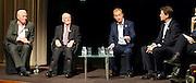 LibDems IN Europe Campaign Event at Bafta, London, Great Britain <br /> 7th June 2016 <br /> <br /> Nick Clegg MP<br /> former leader of LibDems and former Deputy Prime Minister <br /> <br /> Paddy Ashdown <br /> former party leader <br /> <br /> Ming Campbell <br /> former party leader <br /> <br /> Tim Farron <br /> Leader of the Liberal Democrats <br /> <br /> Photograph by Elliott Franks <br /> Image licensed to Elliott Franks Photography Services