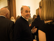 ANTONY D'OFFAY, Opening of Abstract Expressionism, Royal Academy, Piccadilly, London, 20 September 2016