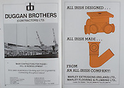 All Ireland Senior Hurling Championship Final, .04.09.1988. 09.04.1988, 4th September 1988,.4091988AISHCF,.Galway 1-15, Tipperary 0-14,.Galway v Tipperary, .Duggan Brothers Contractors Limited, Marley Extrusions Limited, Lucan Co Dublin,