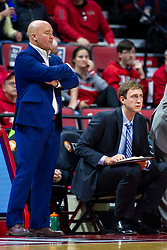 NORMAL, IL - November 06: Casey Alexander during a college basketball game between the ISU Redbirds and the Belmont Bruins on November 06 2019 at Redbird Arena in Normal, IL. (Photo by Alan Look)