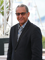 President of the Jury, director Abderrahmane Sissako at the Jury De La Cinefondation Et Des Courts Metrages  film photo call at the 68th Cannes Film Festival Thursday May 21st 2015, Cannes, France.