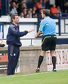 Raith Rovers v Dundee 10.09.11