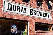 The Ouray Brewery, Ouray, Colorado