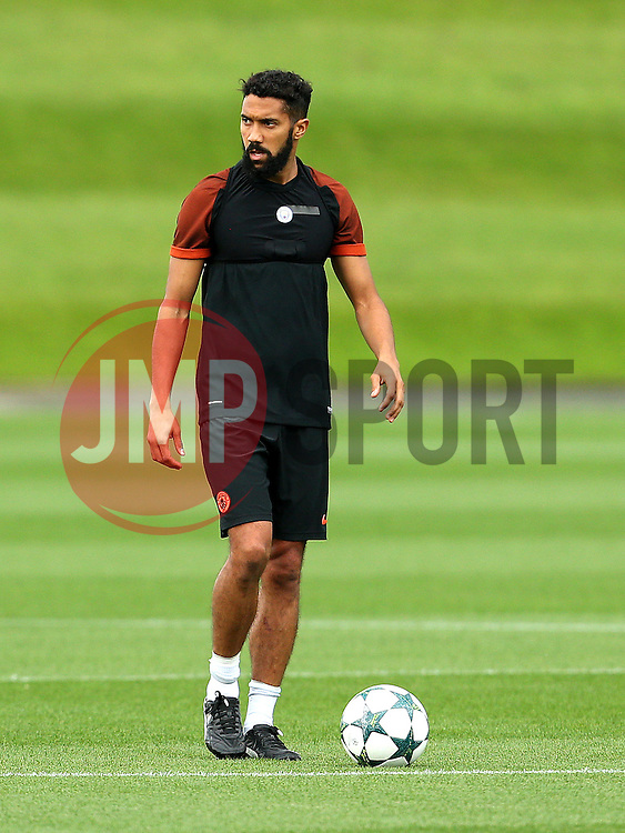 Gael Clichy of Manchester City - Mandatory by-line: Matt McNulty/JMP - 12/09/2016 - FOOTBALL - Manchester City - Training session ahead of Champions League Group C match against Borussia Monchengladbach