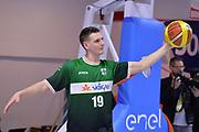 Severini Giovanni<br /> Enel Brindisi - Sidigas Avellino<br /> BASKET Serie A 2016 <br /> Brindisi 26/03/2017<br /> FOTO CIAMILLO / M.Longo