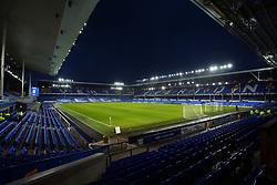 A general view of Goodison Park, home to Everton - Mandatory by-line: Robbie Stephenson/JMP - 31/01/2018 - FOOTBALL - Goodison Park - Liverpool, England - Everton v Leicester City - Premier League