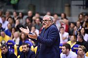 Sacchetti Romeo<br /> FIAT Torino - Vanoli Basket Cremona<br /> Lega Basket Serie A 2018-2019<br /> Torino 28/04/2019<br /> Foto M.Matta/Ciamillo & Castoria