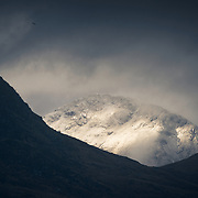 Stob a'Choire Odhair, Black Mount