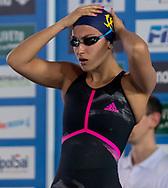 QUADARELLA Simona Canottieri Aniene <br /> 400 Stile Libero Donne <br /> Riccione 14-04-2018 Stadio del Nuoto <br /> Nuoto campionato italiano assoluto 2018<br /> Photo &copy; Andrea Staccioli/Deepbluemedia/Insidefoto